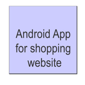 android_app_for_shopping