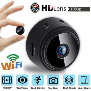 2 MP A9 Wi-Fi IP Camera (mini) 1 Inch