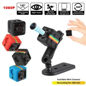 2MP SQ11/SQ8 Mini Video Recording Camera (1 inch)